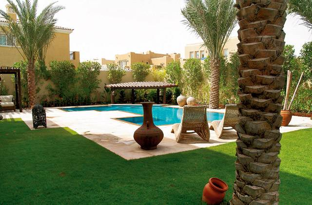 Zodiac pools for Garden pool dubai